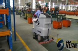 洗地机洗地机VS人工洗地