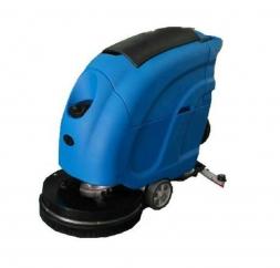 手推式洗地机的正确使用技巧