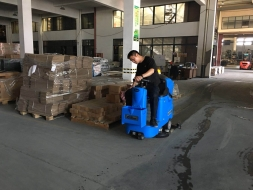 无锡工厂全自动洗地机多少钱