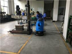 镇江洗地机,地下停车场车库都在用全自动洗地机