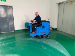 洗地机吸水胶条更换的时间与频率