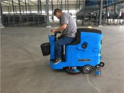 无锡江阴小型驾驶式洗地机多少钱