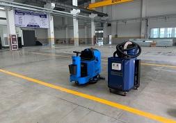 宜兴驾驶式洗地机的优势与作用