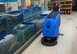 无锡车站超市用洗地机选择解析