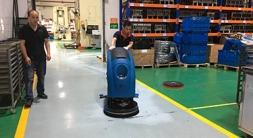 洗地机清洁效率变低的四大原因