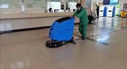 洗地机医院用的优势有哪些