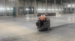 锂电洗地机的优势与保养