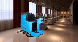 盐城洗地机是博物馆的保洁神器