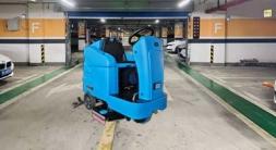无锡洗地机是物业保洁的得力助手