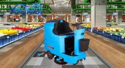 江阴洗地机是农贸市场地面清洁的宠儿