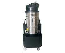SH3000单相三马达工业吸尘器