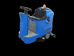 UNIS700驶式洗地机