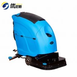 M520MT优尼斯移动式刷盘洗地机|手推式洗地机|电瓶式洗地机|电动拖地机