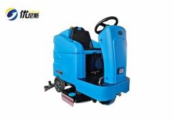 优尼斯U900A驾驶式洗地机|大型工业自走式洗地机|电动拖地机