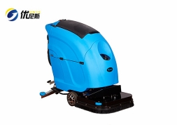 M520BT优尼斯移动式刷盘洗地机|手推式洗地机|电瓶式洗地机|电动拖地机