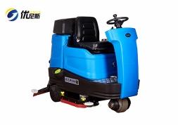 优尼斯洗地机U860|驾驶式洗地机|洗地车
