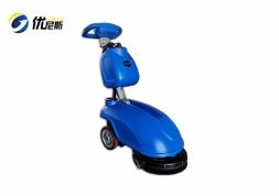 优尼斯手推式洗地机|小型电动拖地机L350B