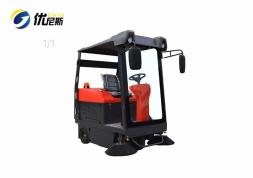 优尼斯UNS1450驾驶式扫地车|工厂车间扫地机|电动扫地机